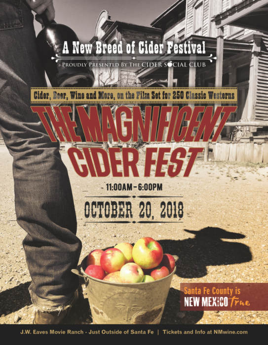 The Magnificent Cider Fest There Were Only 700 Eaves Movie Ranch