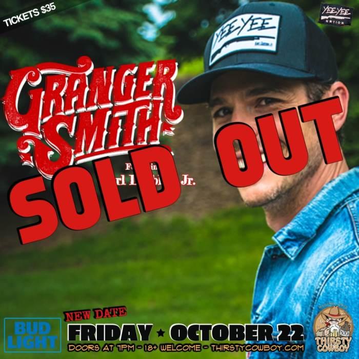 Granger Smith feat. Earl Dibbles, Jr.