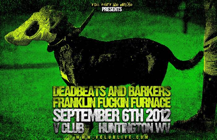 This Ain't No Disco! Presents: Deadbeats & Barkers @ V Club