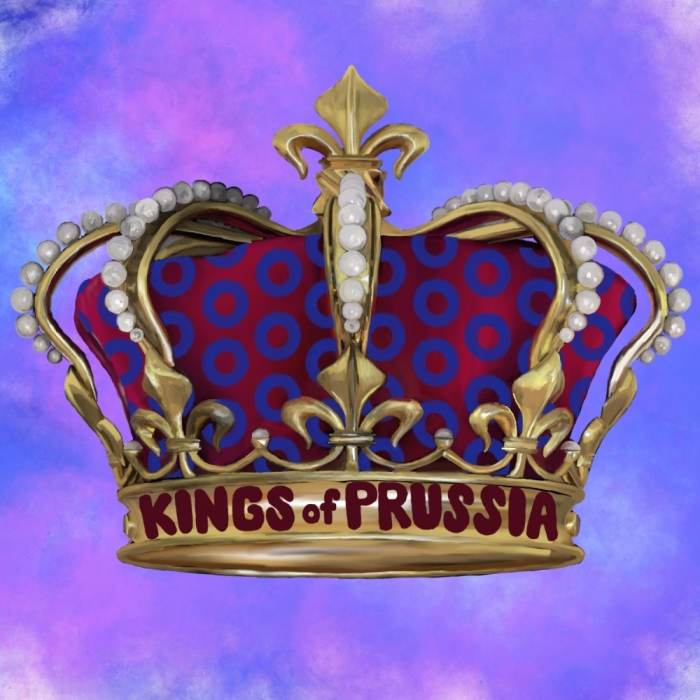 Kings of Prussia: Tribute to Phish (Table of Four)
