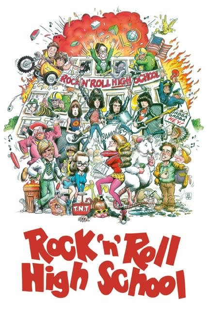 Punk Rock Picture Show: Rock N Roll High School