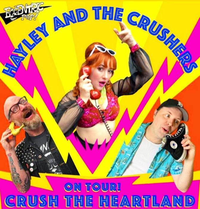 Hayley and the Crushers