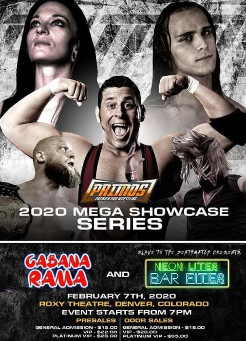 Primos Pro Wrestling