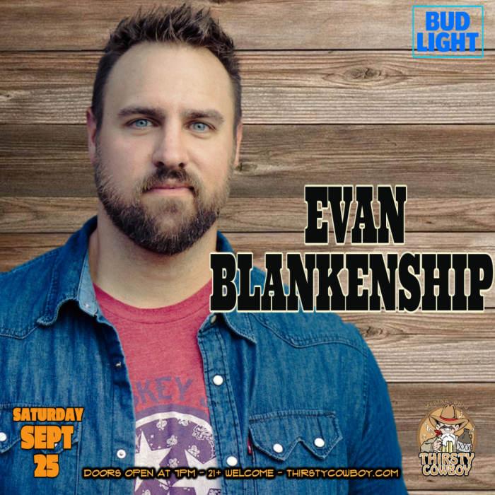 EVAN BLANKENSHIP