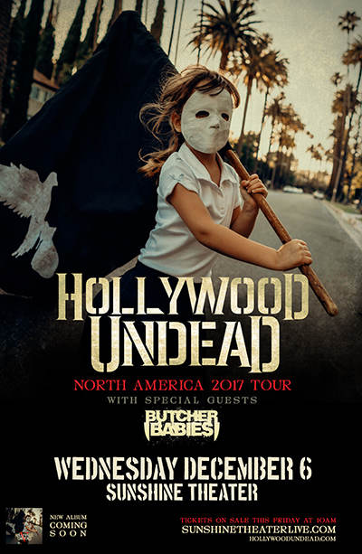 Hollywood Undead * Butcher Babies