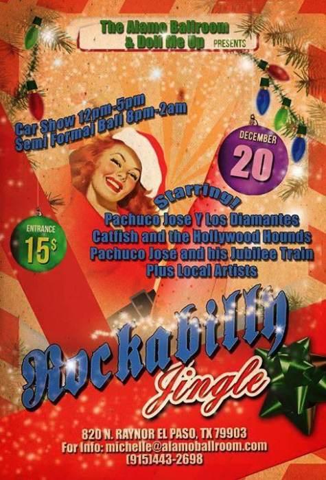 Rockabilly Jingle Ball 2014 The Rockabilly Jingle Ball