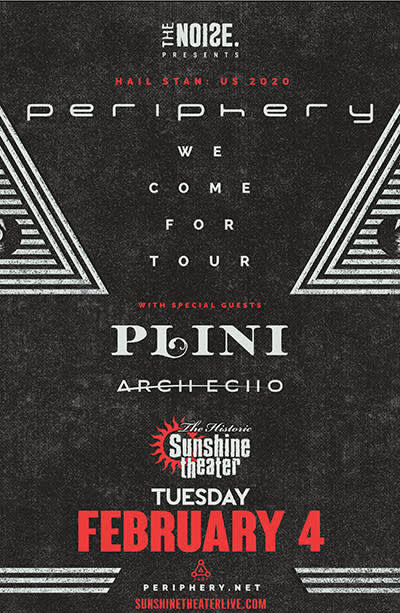 Periphery - HAIL STAN: North America 2020