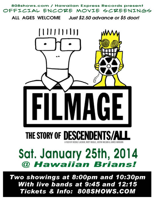 filmage the story of descendents