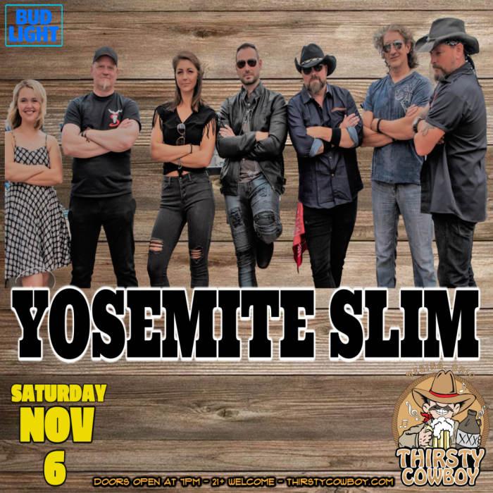 YOSEMITE SLIM