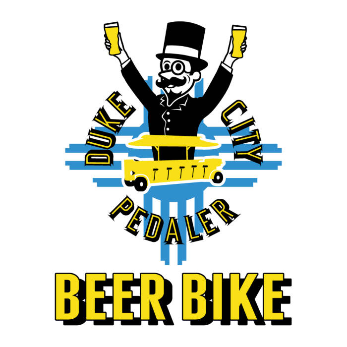 Duke City Pedaler: Beer Bike Social