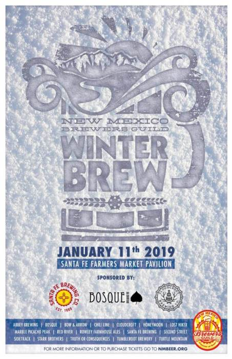 "SOLD OUT - ""WINTERBREW 2019"" @ Santa Fe Farmers Market Pavilion 