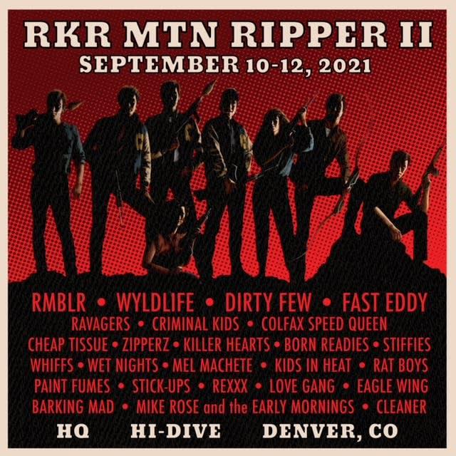 RKR MTN Ripper II