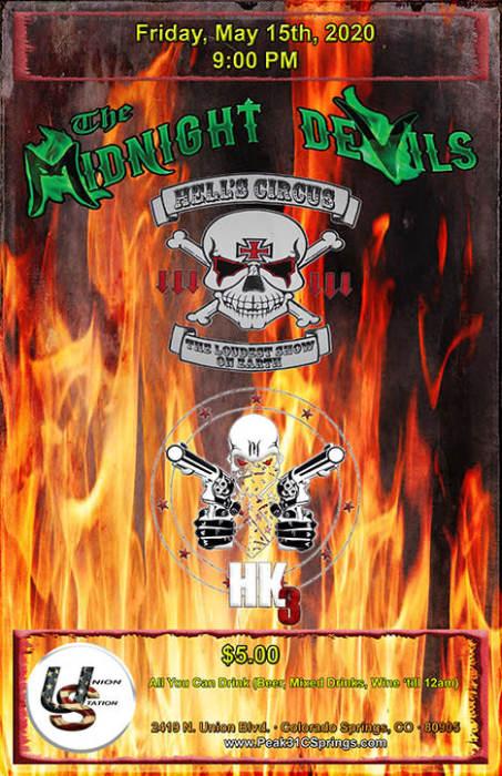 Midnight Devils/ Hell