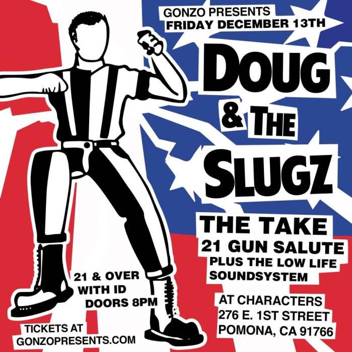 Doug & The Slugz .. The TAKE N.Y.C