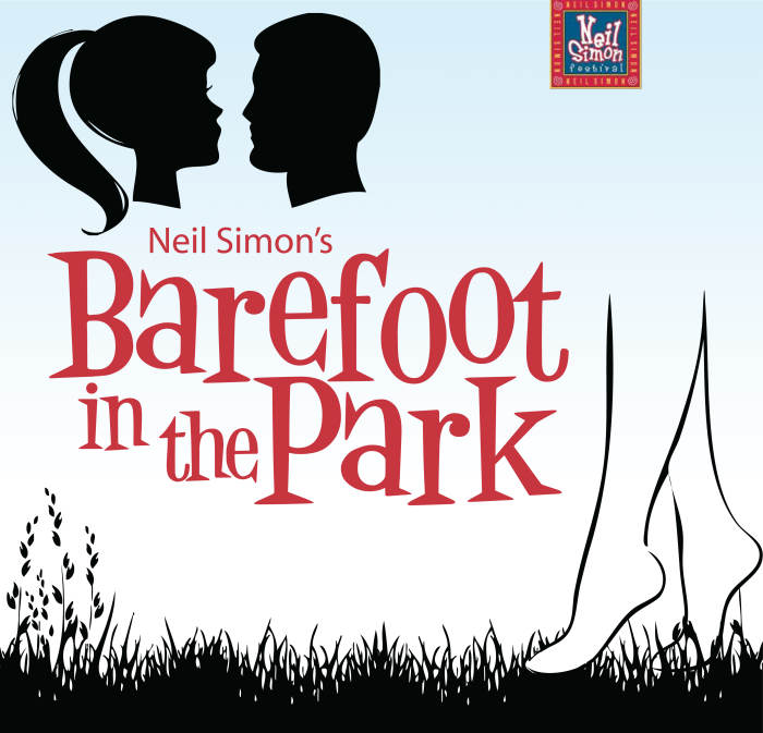 a review of neil simons play barefoot in the park One of the great challenges for a director involves taking a slightly dated play like neil simon's i ought to be in pictures (barefoot in the park play.