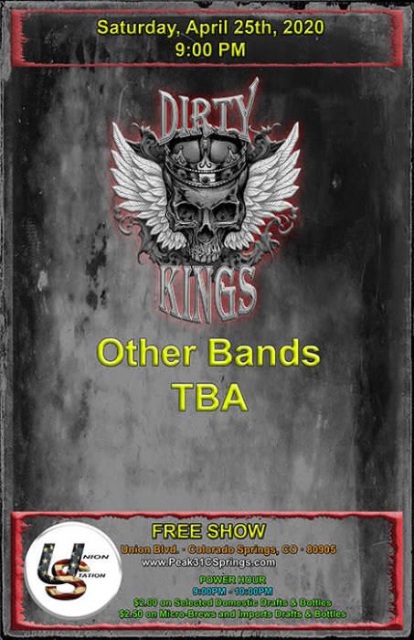Dirty Kings / Gravel