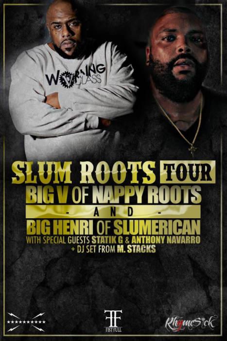 Slum Roots Tour