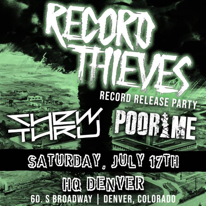 Record Thieves (Album Release)