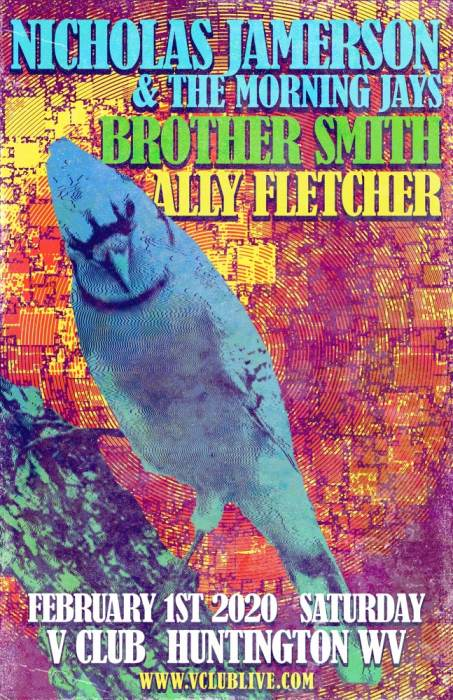 Nicholas Jamerson and The Morning Jays / Brother Smith / Ally Fletcher