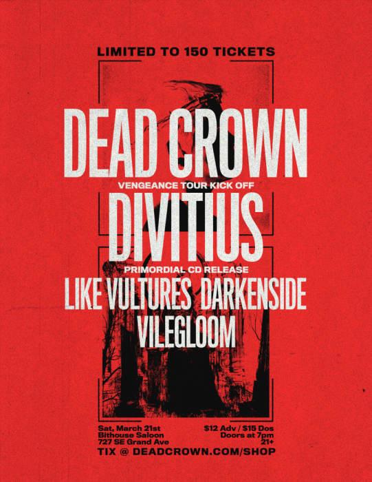 DEAD CROWN,