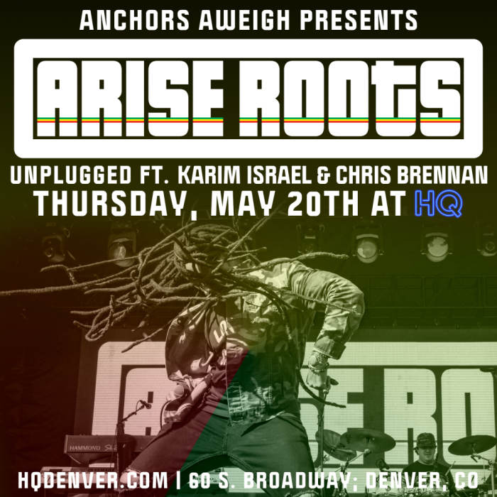 Arise Roots - Unplugged