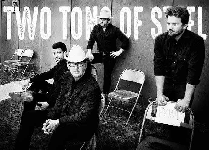 Two Tons of Steel Rockabilly - HonkyTonk @ Coupland Dancehall Coupland, TX  - January 18th 2019 9:00 pm