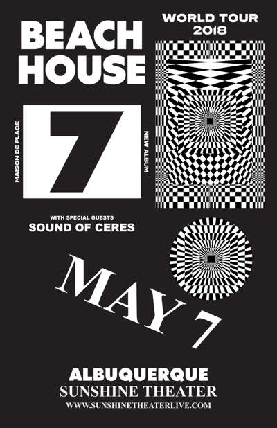Beach House * Sound of Ceres