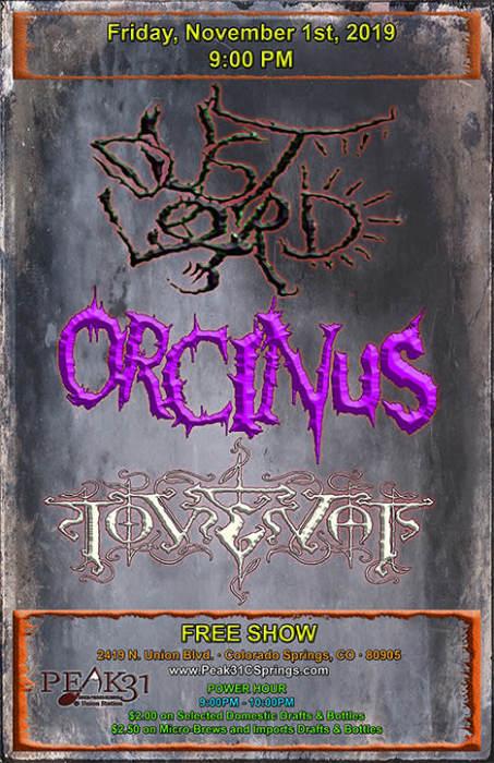 Dust Lord / Orcinus / Tovenaar