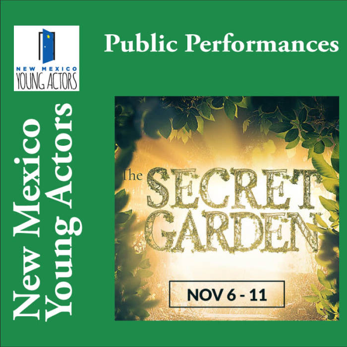 The Secret Garden - Public Performance Music and Lyrics by @ KiMo ...