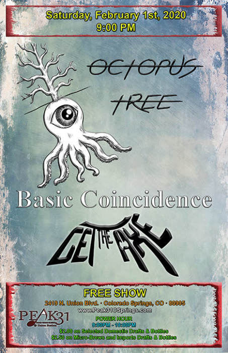 Octopus Tree / Basic Coincidence /