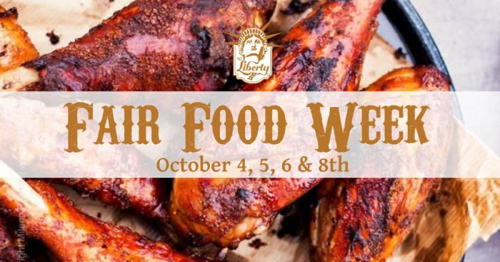 Fair Food Week
