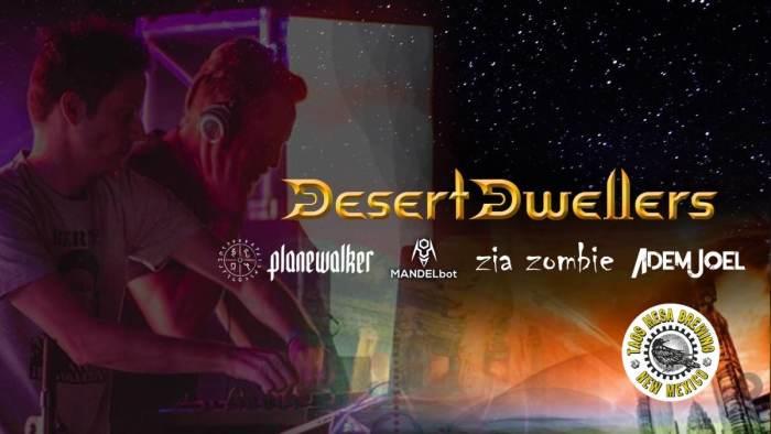 mothership productions presents desert dwellers deep bass earthy