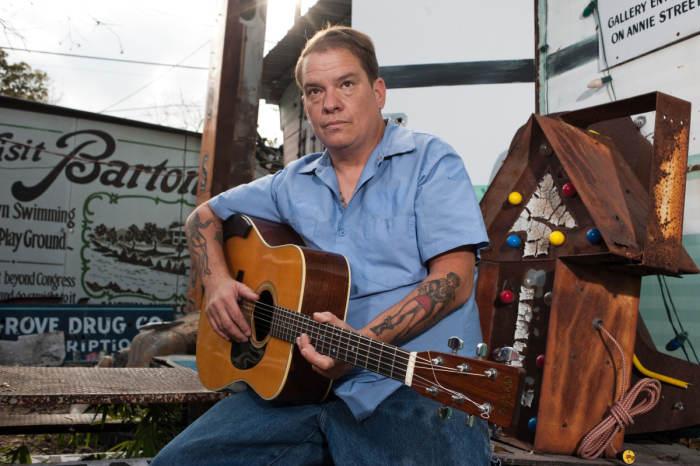 "Wayne ""The Train"" Hancock live at Insideout"