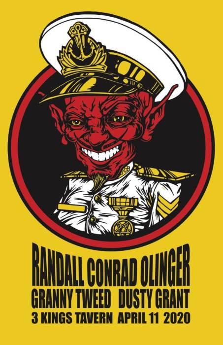 RANDAL CONRAD OLINGER, GRANNY TWEED, DUSTY GRANT