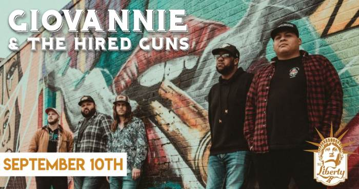 Giovannie and The Hired Guns