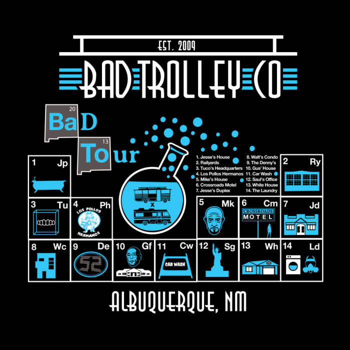ABQ Trolley X: BaD Tour