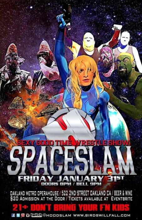 SPACESLAM