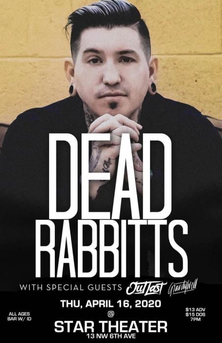 DEAD RABBITTS,