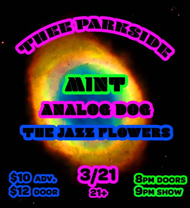 Mint, Analog Dog & The Jazz Flowers