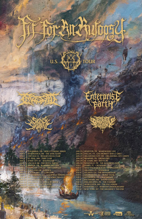 FIT FOR AN AUTOPSY,