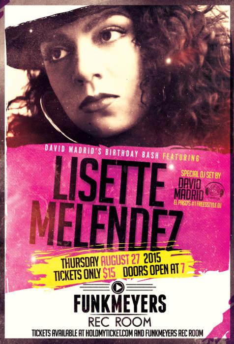 Lisette Melendez Together Forever
