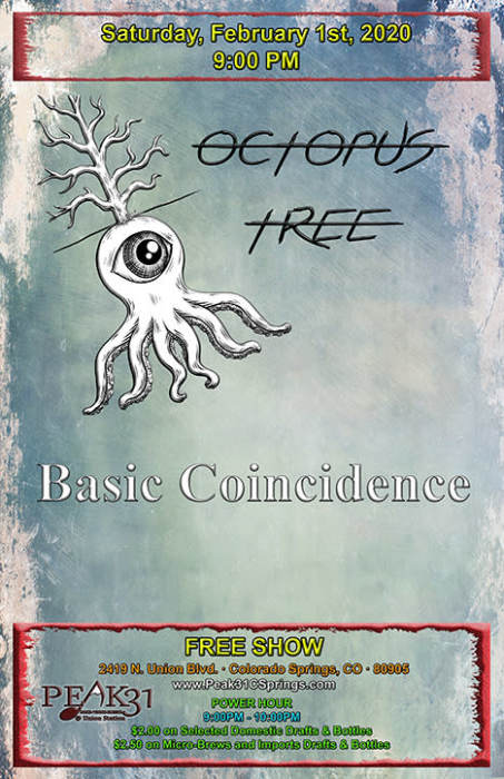 Octopus Tree / Basic Coincidence / TBA