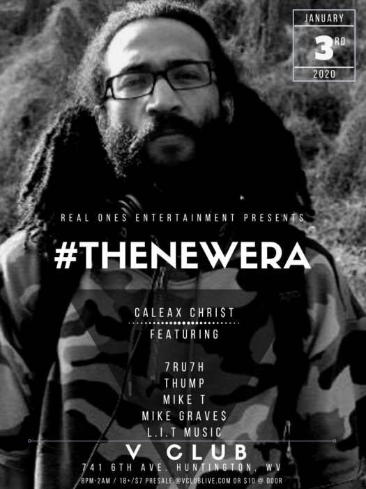 #TheNewEra with Caleax Christ / 7RU7H / Thump / Mike T. / Mike Graves / L.I.T Music