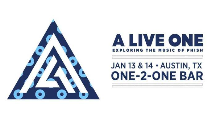 A Live One-Exploring the Music of Phish 2 Night Tour @ ONE-2-ONE BAR  Austin, TX - January 14th 2017 10:30 pm