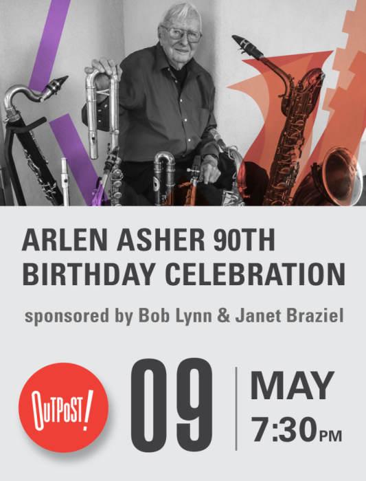 Arlen Asher 90th Birthday Celebration