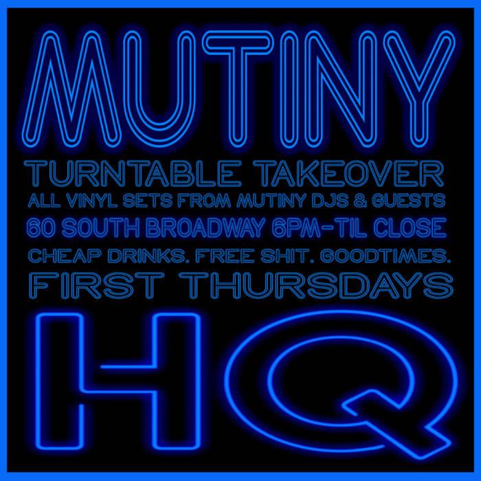 Mutiny Turntable Takover