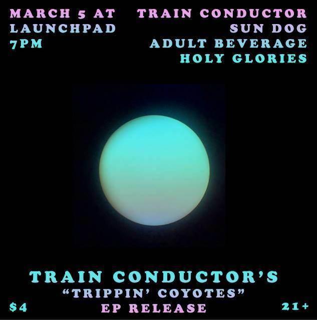 Dog Train Conductor