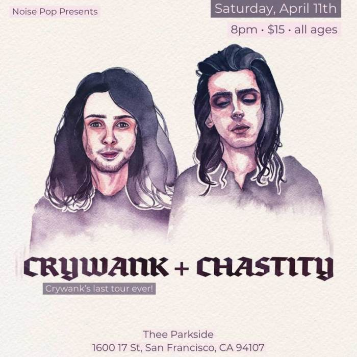 Crywank & Chastity