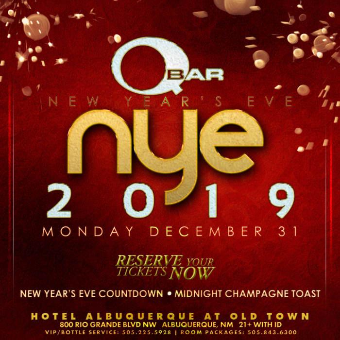Q Bar Abq
