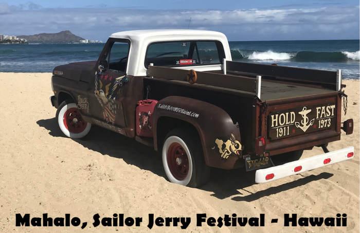 Sailor Jerry Festival ART SHOW 2021